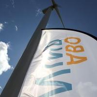 Abo wind flag