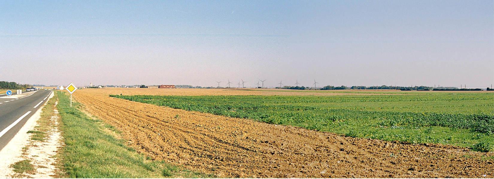 P691 baniere valorem angerville
