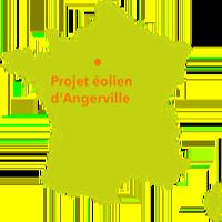 Carte angerville