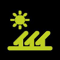 P79 solar panels green gdsol