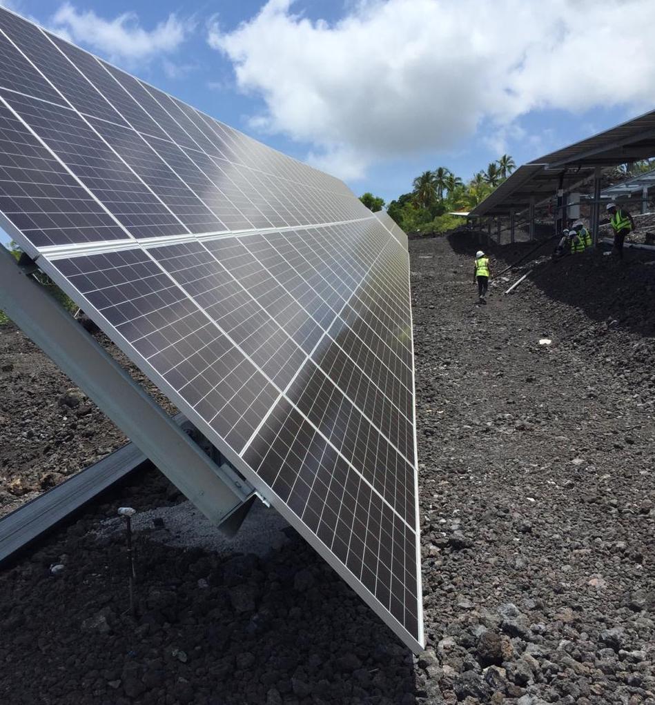 panneaux solaires comores 2
