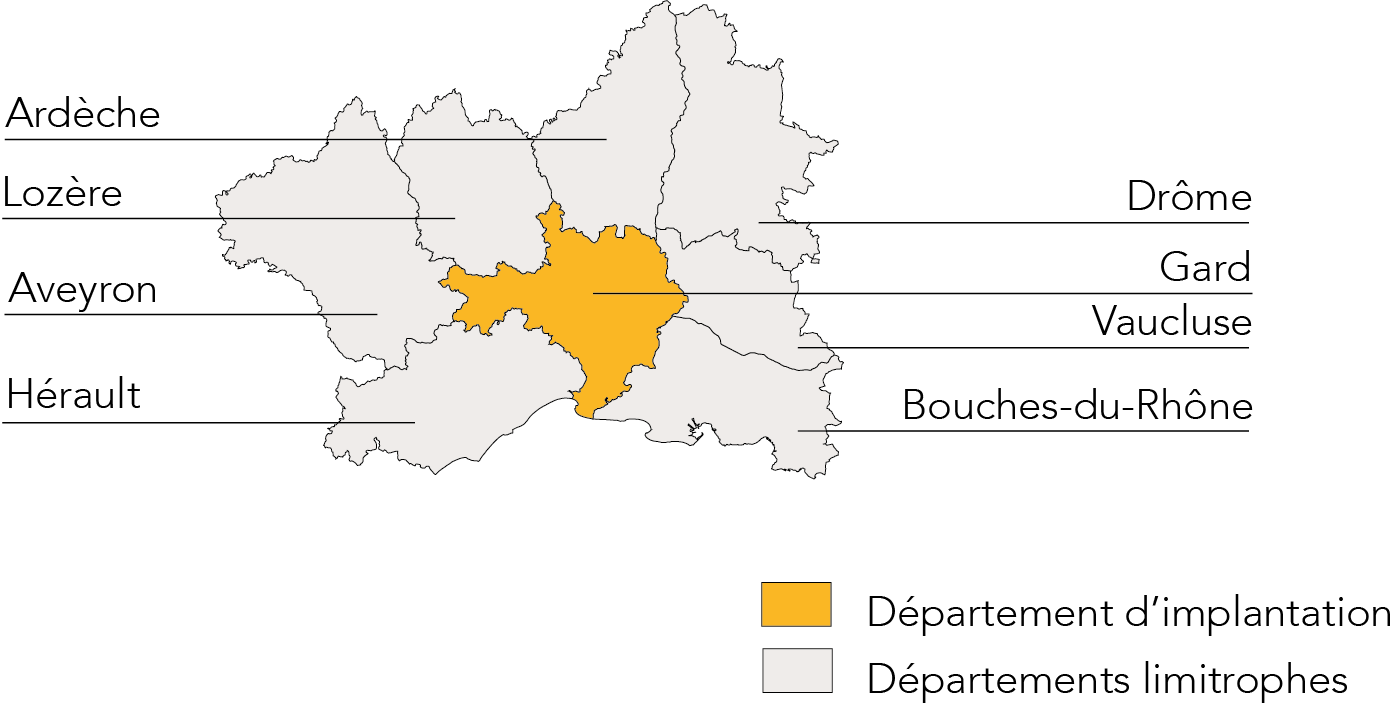 departements CNR