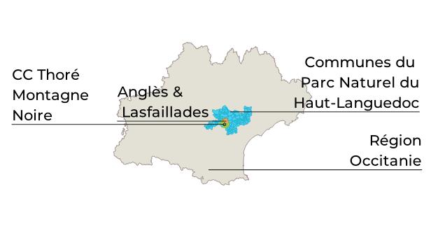 carte perimetre saint amans