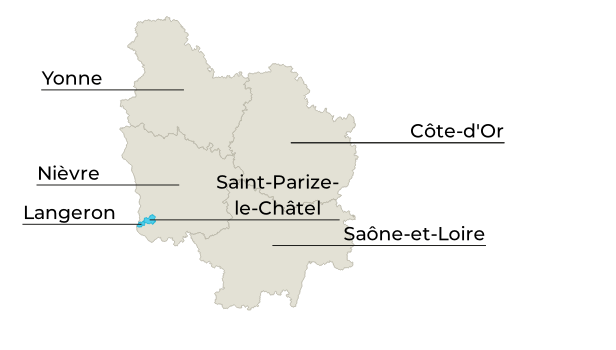 carte perimetre parize
